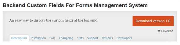 Profile Builder for Forms Management System 44